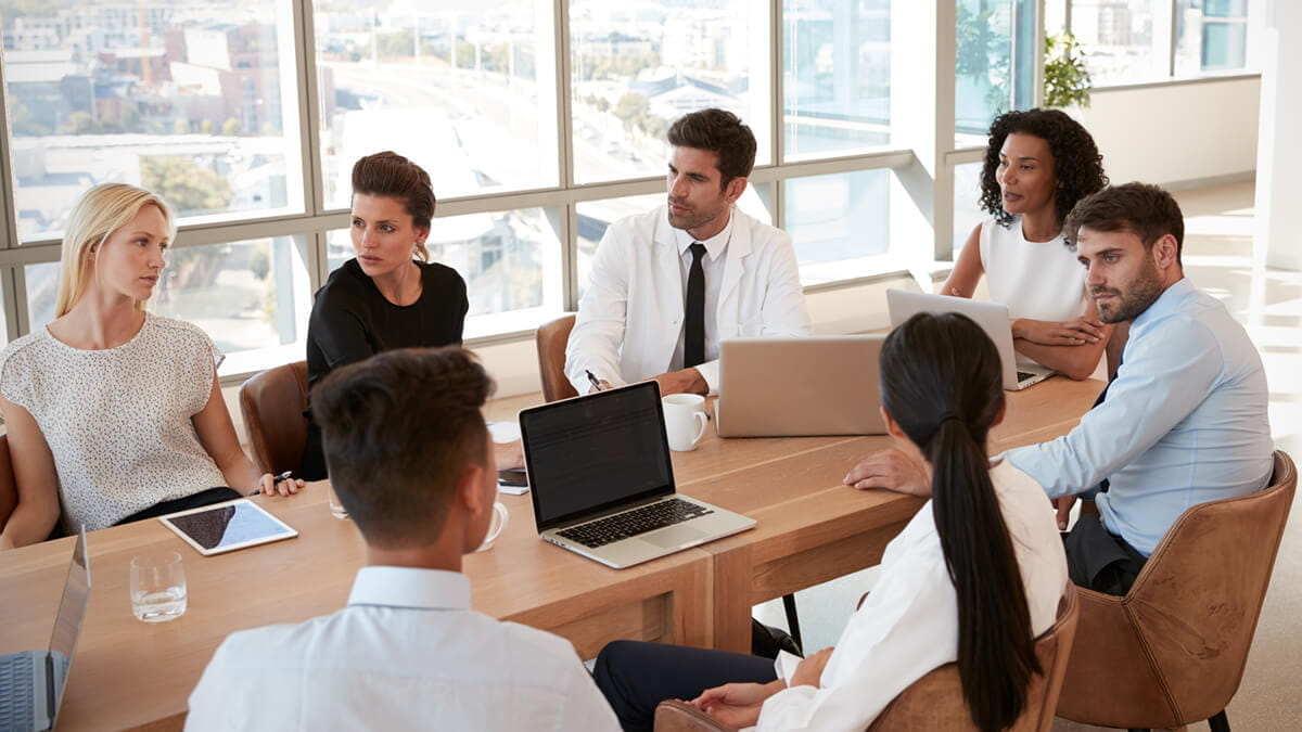 Building a Healthcare Management Career